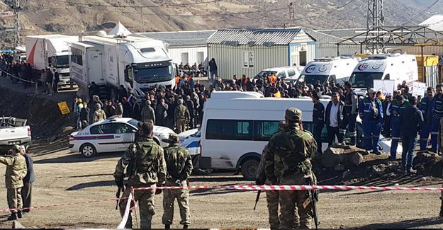 Şirvan'da bir işçinin daha cansız bedenine ulaşıldı