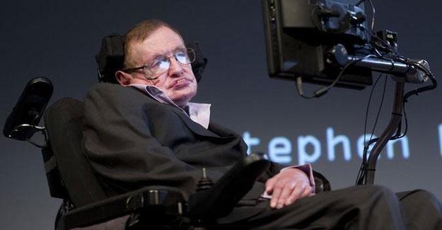 Stephen Hawking: İnsanoğlunun 1000 yıl bile ömrü yok