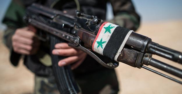 Suriye: Ordumuz doğrudan olmasa bile, Türkiye ile savaşıyor