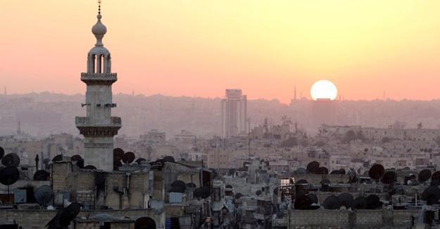 Taştekin, Halep operasyonunu yazdı: Dua kardeşliğinde son perde