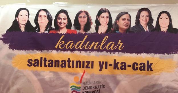 Tuncel'den mesaj: Kadınlar kazanacak; mutlaka kazanacağız