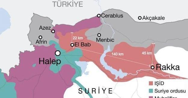 Washington Post: Türkiye, Rakka'ya ya YPG'li koalisyonla girer ya da dışarıda kalır