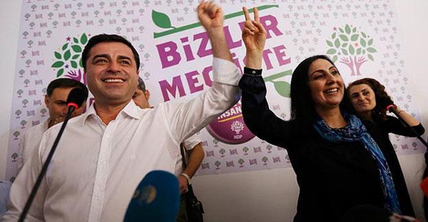 Demirtaş, Yüksekdağ ve Tuncel'den HDK Kongresi'ne mesaj