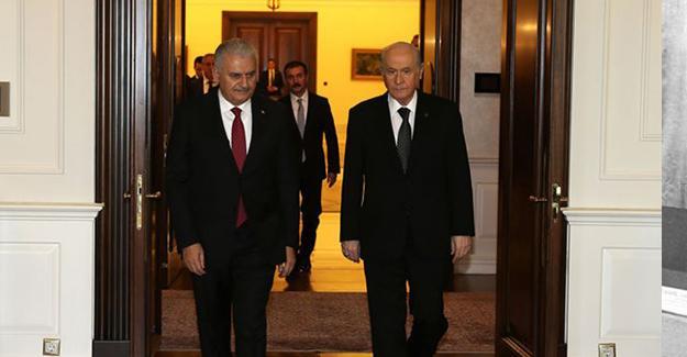AKP ile MHP anayasa teklifi konusunda uzlaştı