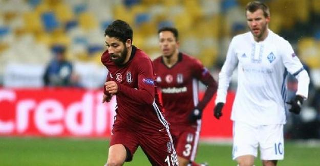 Beşiktaş Kiev'de dondu! 6-0