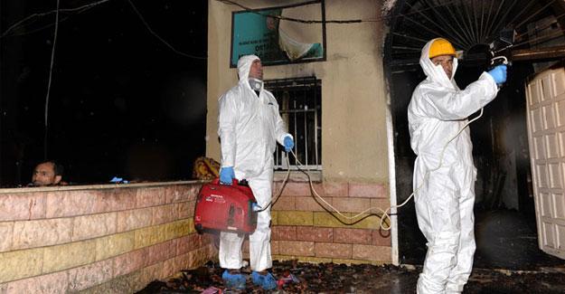 Çocukların yanarak hayatını kaybettiği Aladağ'daki yurda kaçak kreş de açmışlar