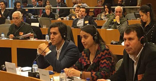 DBP'li Yüksek AP'de konuştu: 10 bine yakın Kürt tutuklandı
