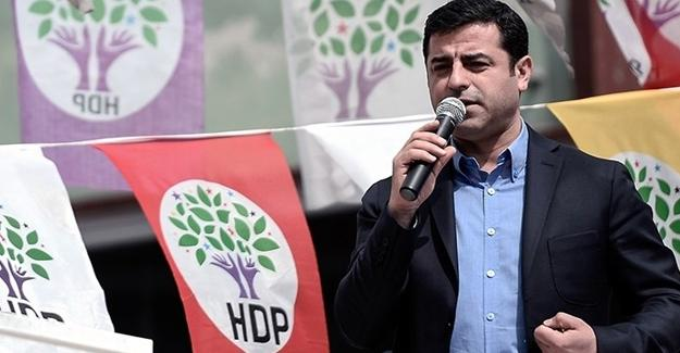 Demirtaş'a Süleyman Soylu'ya hakaret iddiasıyla dava