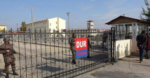 Edirne F Tipi Cezaevi'nde Demirtaş ve Zeydan için süresiz açlık grevi