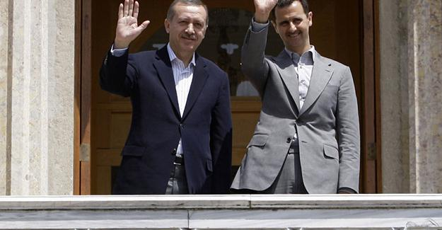 'Erdoğan, Esad'ı devirme planlarından çoktan vazgeçti'