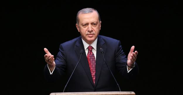 Erdoğan'dan Başbakan ve Bahçeli'ye teşekkür