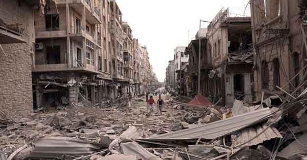 Halep'te ateşkes tasarısı Rusya ve Çin tarafından veto edildi