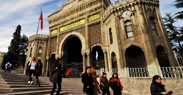 İstanbul Üniversitesi'nde 'FETÖ' operasyonu; 87 gözaltı