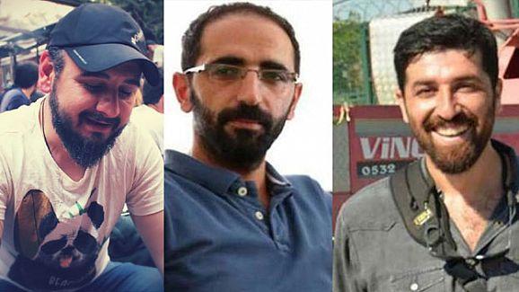 İstanbul ve Diyarbakır'da polis baskını: Gazeteciler gözaltında