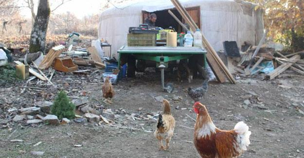 İzmir'de ırk ve dil ayrımına karşı kurulan köy: Gağgı