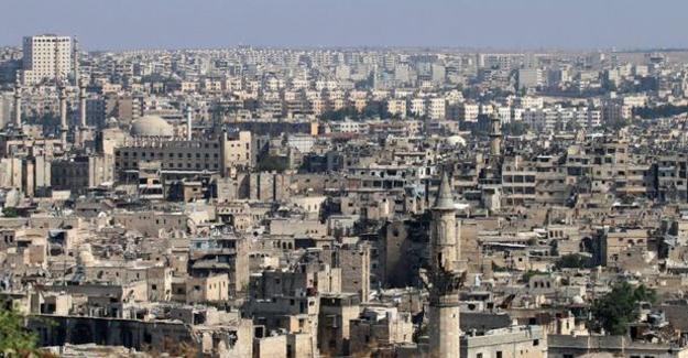 Suriye ordusu Halep'in tarihi kent merkezini ele geçirdi