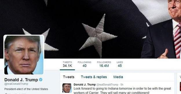 Twitter, Trump'ı 'engelleyebilir'