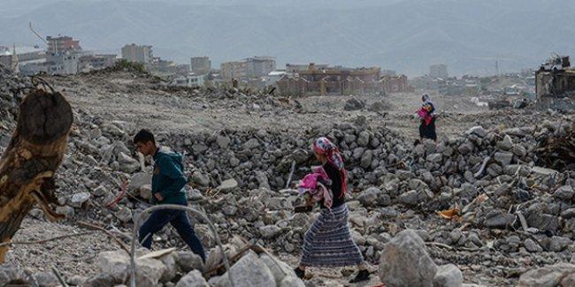 'Vardan yok olan kent Şırnak: 'Evimi arıyorum, şurada olabilir'