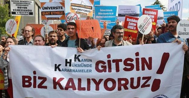 Venedik Komisyonu: Türkiye uluslararası hukuku ihlal ediyor
