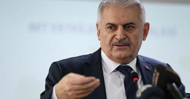 Yıldırım Moskova'da konuştu: Operasyonda amaç Esad'ı devirmek değil