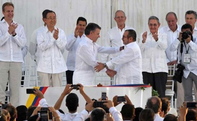 BM Güvenlik Konseyi Kolombiya barışını görüşecek