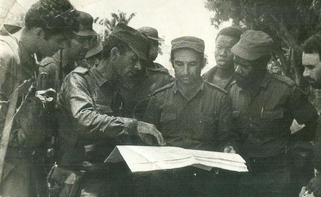 Che ile Angola'da savaşan komutan öldü