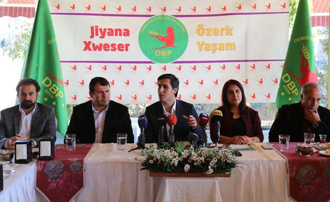 DBP'li Yüksek: Türkiye'de bugüne dek anayasalar OHAL dönemlerinde düzenlenmiştir