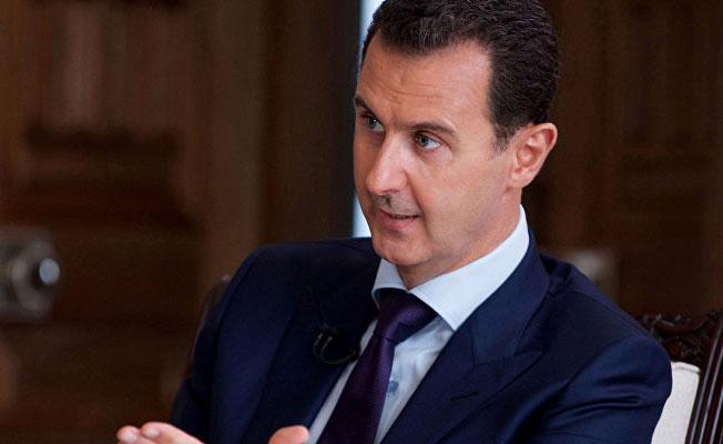 Esad'dan Astana açıklaması: Her konuyu görüşmeye hazırım