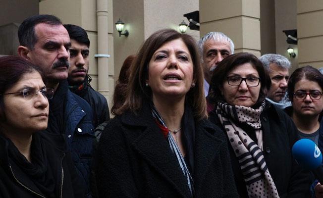 HDP'li Beştaş: Korktukları için Yüksekdağ ve Demirtaş cezaevinde