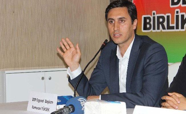 """""""Hükümet, Kürt halkının talepleri yerine getirsin bizi hiç muhatap almasın"""""""