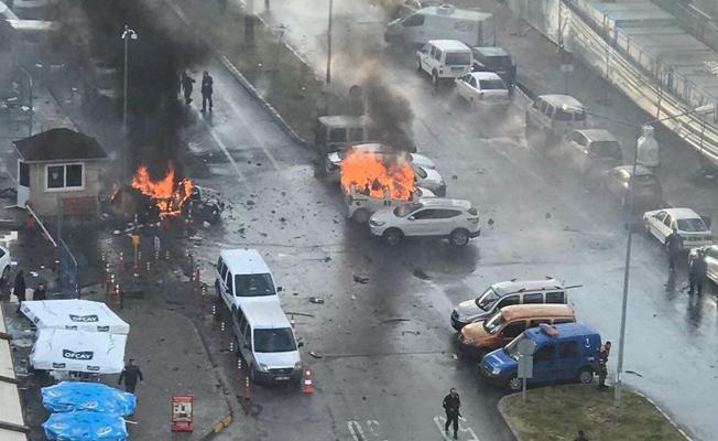 İzmir saldırısında 5 gözaltı daha
