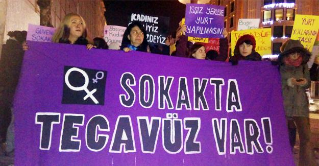 Kadınlar: Geceleri de sokakları da meydanları da terk etmiyoruz!