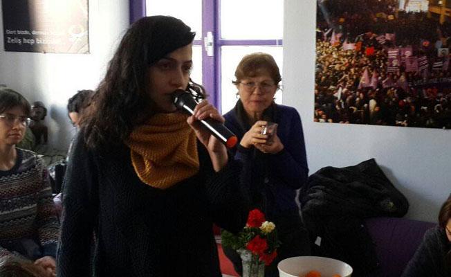 KHK ile ihraç edilen kadınlar direnişe başlıyor: KHK ve OHAL zulmünü bitirebiliriz