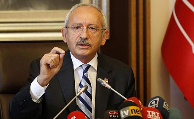 Kılıçdaroğlu: Jokey Kulübünün, Milli Piyangonun ne ilgisi var terörle?