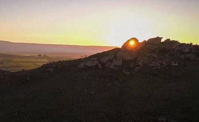 Kış gündönümünü gösteren 5000 yıllık 'Kaya takvimi' bulundu