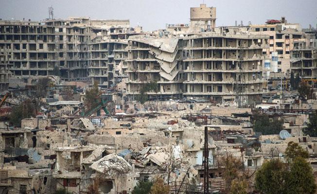 Şam'da patlama: En az 10 kişi hayatını kaybetti