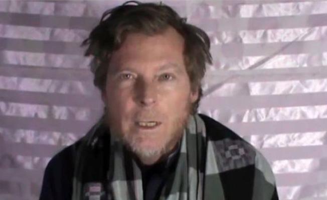 Taliban kaçırdığı profesörlerin videosunu paylaştı