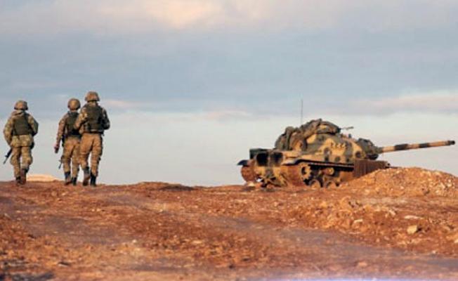 Türkiye'nin Suriye'deki operasyonunda bir asker daha yaşamını yitirdi