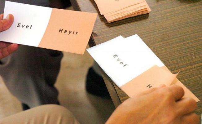 Almanya, referandum sandıkları için onay vermedi bilgi istendi