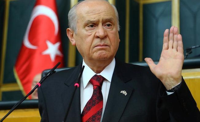 Bahçeli: Bizde diktatör olmaz çünkü diktatör Türkçe değil