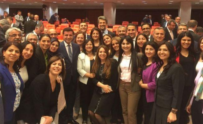 BM heyeti, tutuklu HDP'li vekiller için Türkiye'ye geliyor