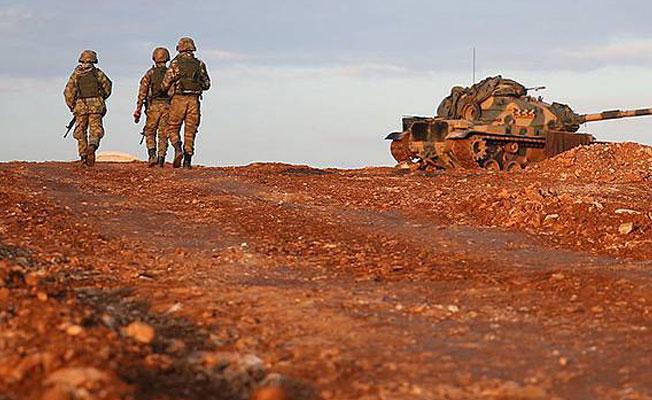 El Bab'ta çatışma: 1 asker hayatını kaybetti, 2 yaralı