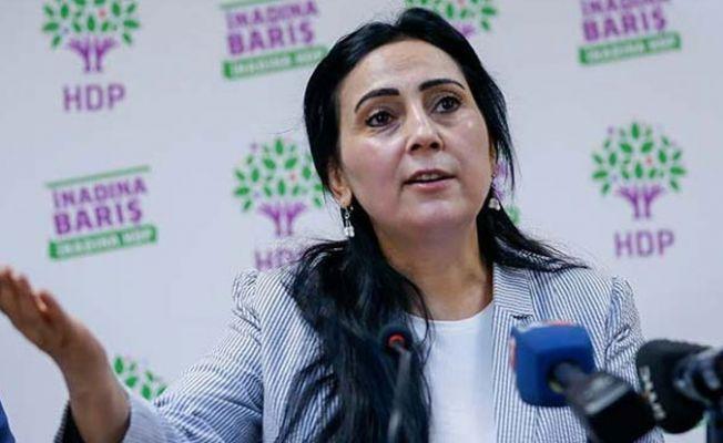 Yüksekdağ, 'Davutoğlu'na hakaret' iddiasıyla hakkında açılan davada ifade vermedi