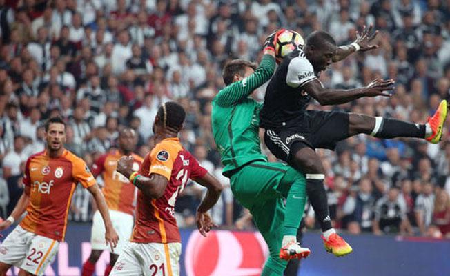 Galatasaray-Beşiktaş maçının ilk 11'leri