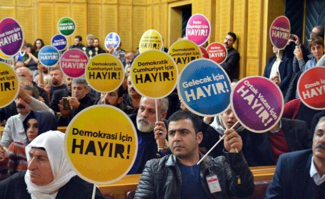 HDP: 4 Kasım siyasi darbesinin 100. günündeyiz