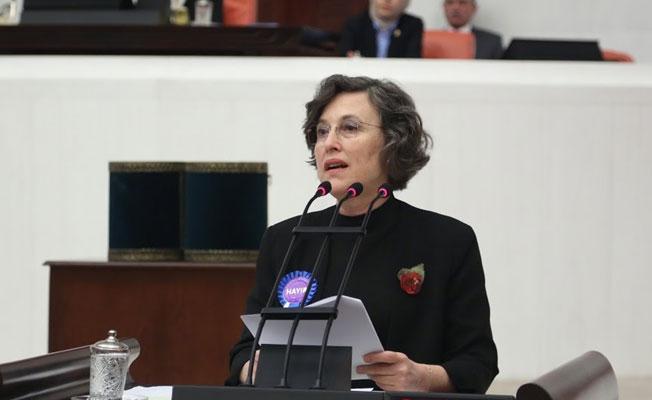 HDP'den, HSK üye seçimi protestosu