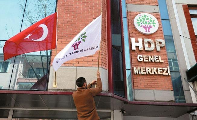 HDP: Siyasi iktidar ve savcılar mahkemeleri baskı altına alıyor