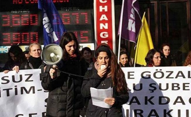 Kadınlar Sevtap Akdağ'ın serbest bırakılmasını istedi