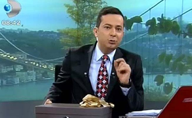 Kanal D, referandumda 'Hayır' diyeceğini açıklayan İrfan Değirmenci'yle iş akdini feshetti