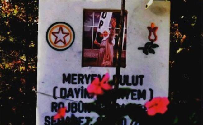 Kayyım: Mezarlar 'örgüt propagandası' yapıyor, yıkın